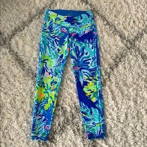EUC Lilly Wade and Sea Luxletic leggings